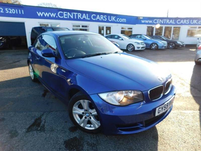 used BMW 120d ES in leigh