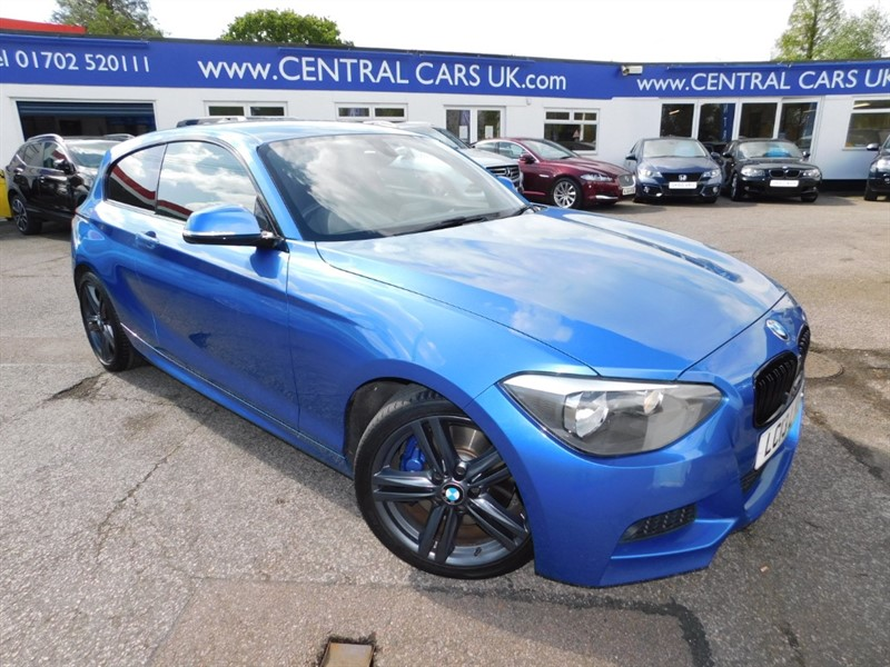 used BMW 120d M SPORT in leigh