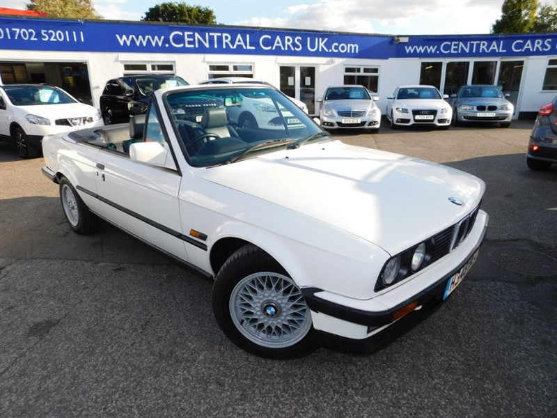 used BMW 325i CONVERTIBLE in leigh