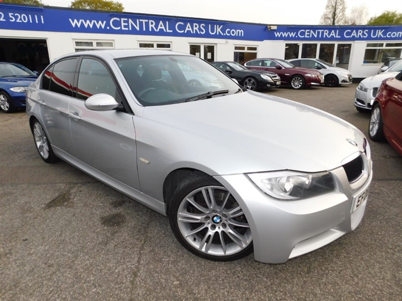 used BMW 318d M SPORT in leigh
