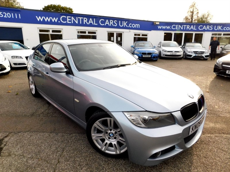 used BMW 320d M SPORT in leigh