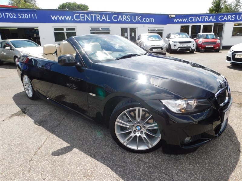 used BMW 330i M SPORT in leigh