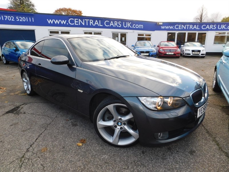 used BMW 330i SE in leigh