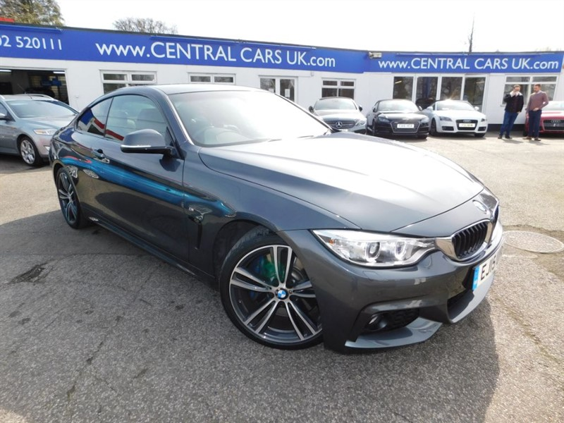 used BMW 428i 2.0 M Sport Automatic  in leigh