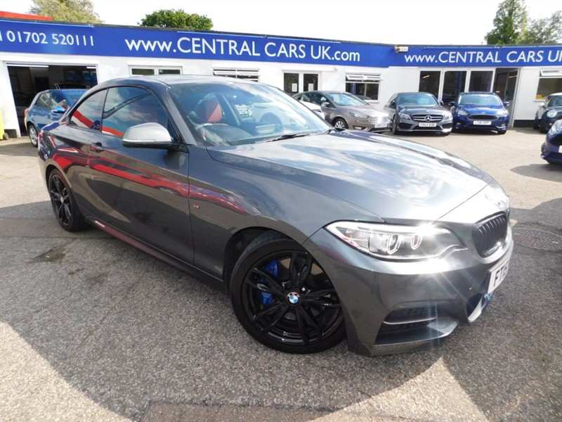 used BMW M235i M235I in leigh