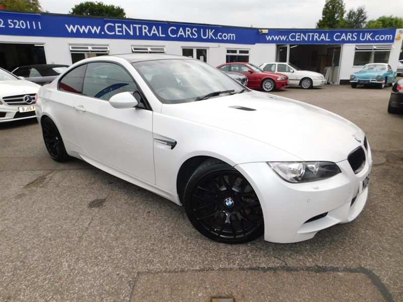 used BMW M3 Competition Pack Automatic  in leigh