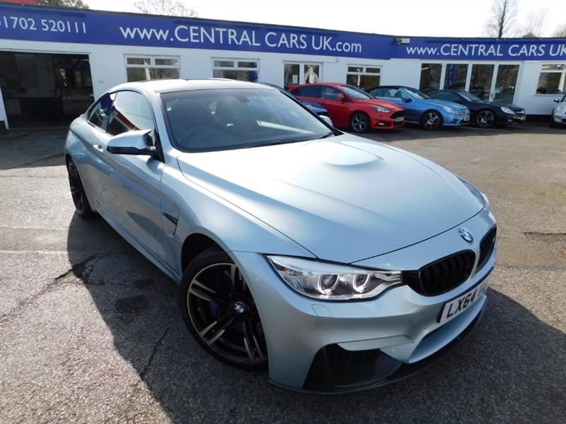used BMW M4  in leigh