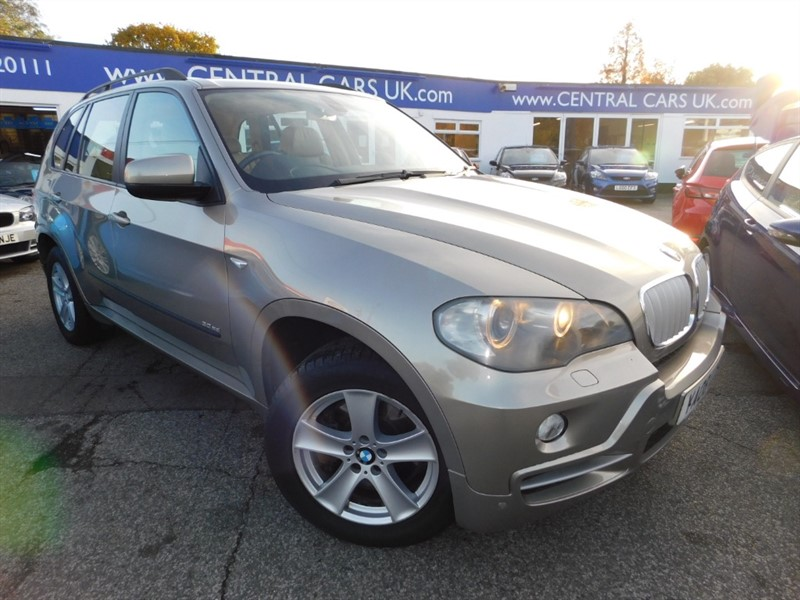 used BMW X5 3.0 SD SE Turbo Diesel Automatic in leigh