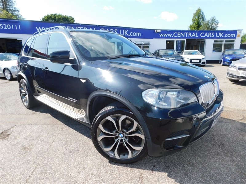 used BMW X5 XDRIVE40D SE in leigh