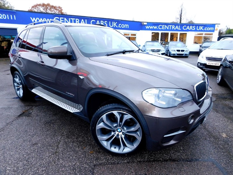 used BMW X5 XDRIVE30D SE in leigh