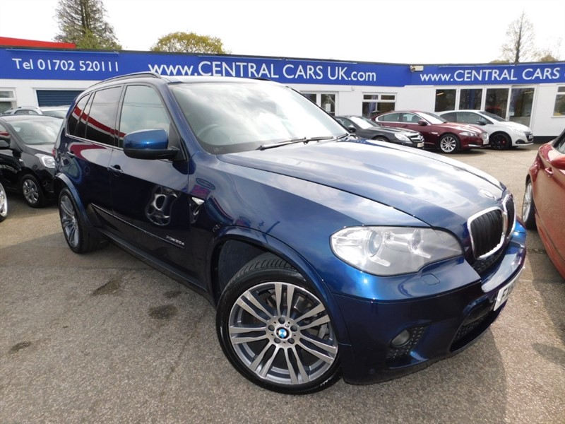 used BMW X5 XDRIVE30D M SPORT in leigh