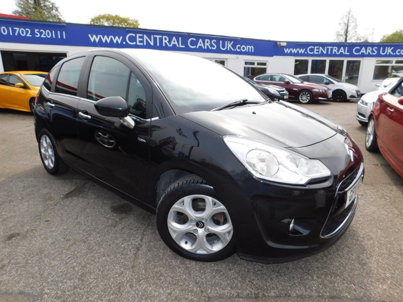used Citroen C3 HDI EXCLUSIVE in leigh