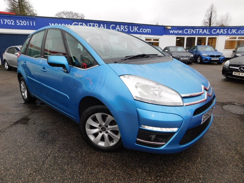 used Citroen C4 HDI VTR PLUS PICASSO in leigh