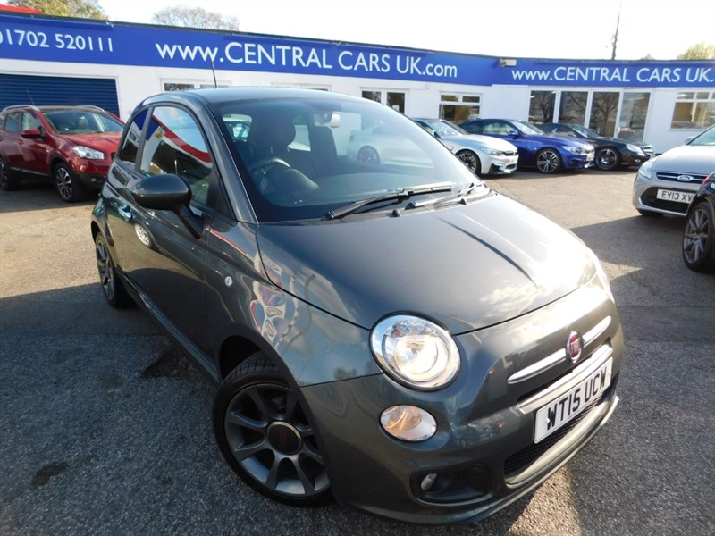 used Fiat 500 S in leigh
