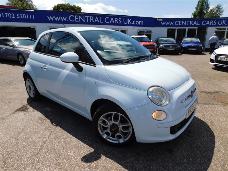 used Fiat 500 SPORT in leigh