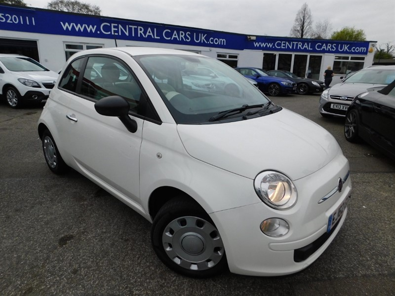 used Fiat 500 POP in leigh