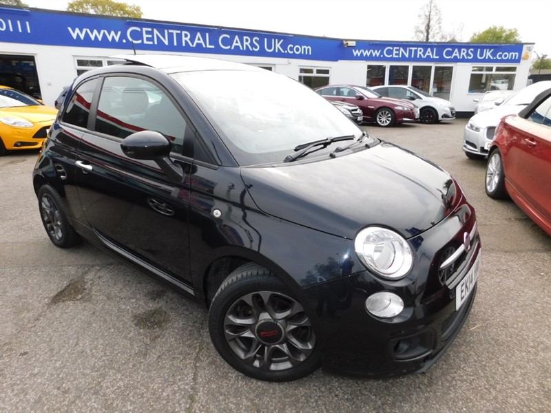 used Fiat 500 S DUALOGIC in leigh