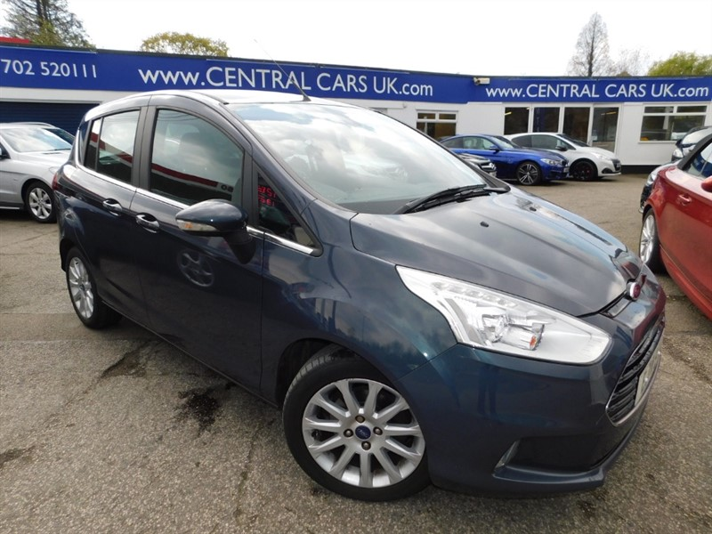 used Ford B-Max TITANIUM in leigh