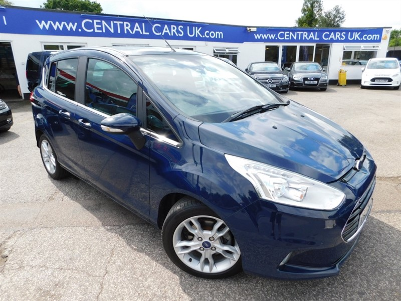 used Ford B-Max TITANIUM X in leigh