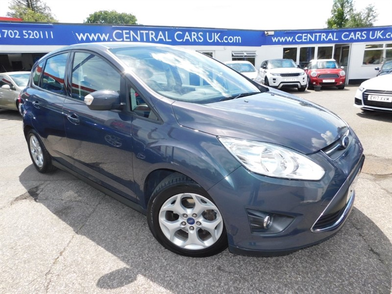 used Ford C-Max ZETEC TDCI in leigh