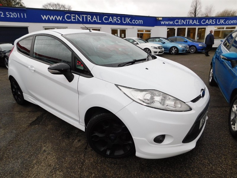 used Ford Fiesta S1600 in leigh