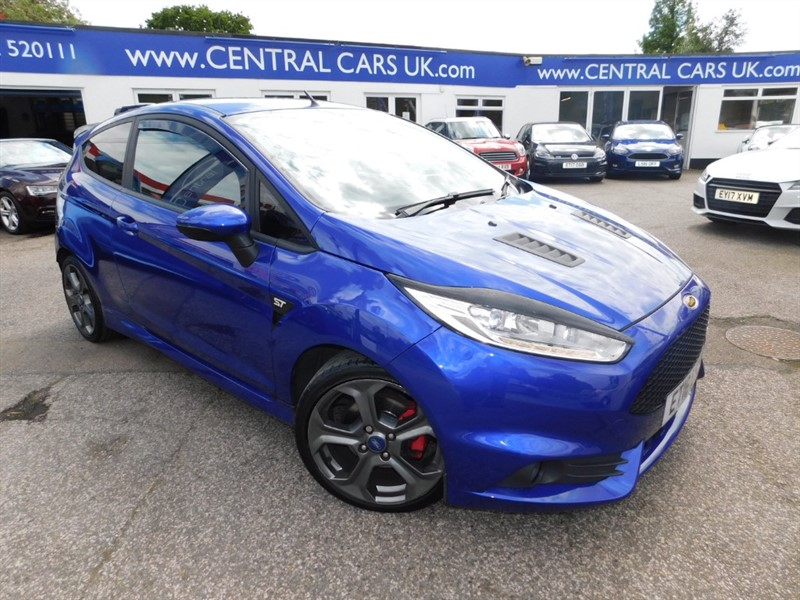 used Ford Fiesta ST-3 in leigh