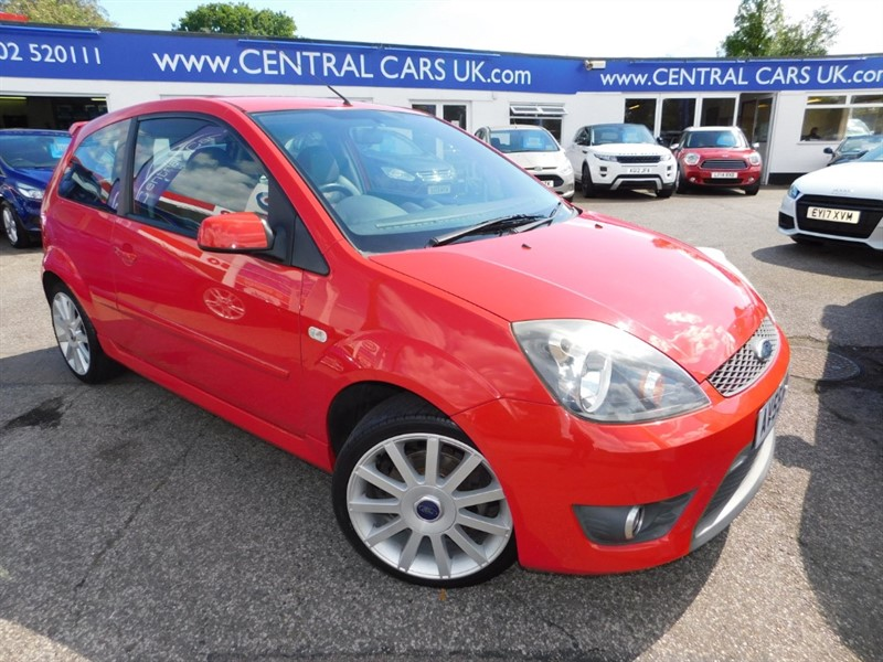 used Ford Fiesta ST 16V in leigh
