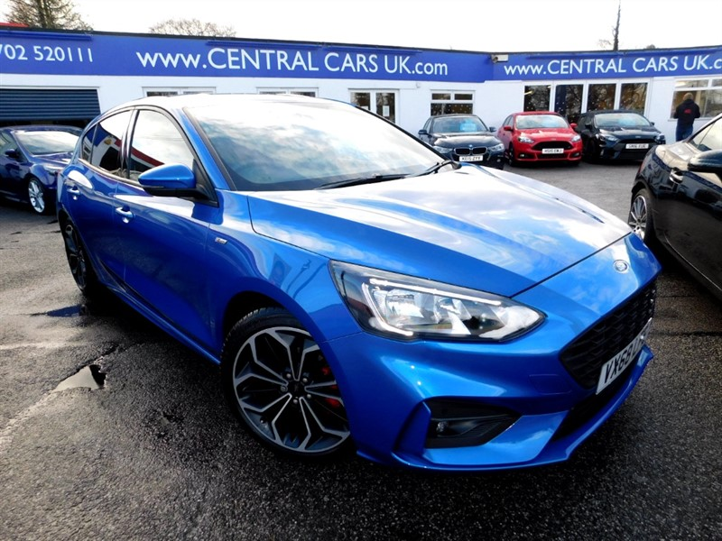 used Ford Focus ST-LINE X TDCI in leigh