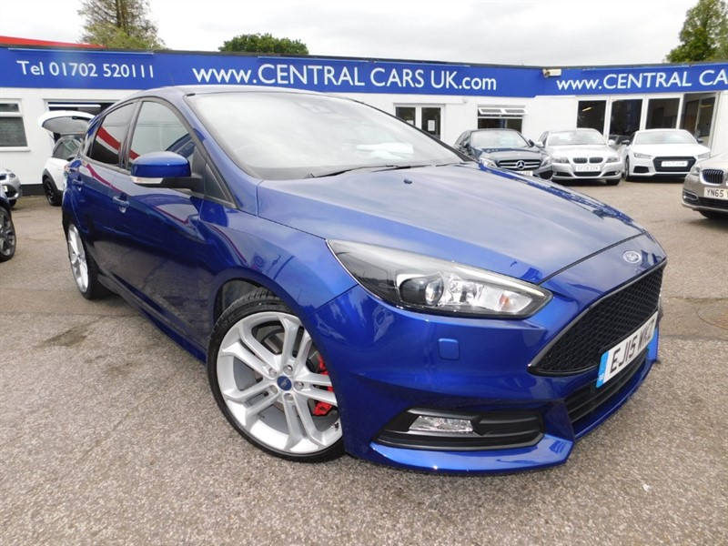 used Ford Focus ST-3 in leigh