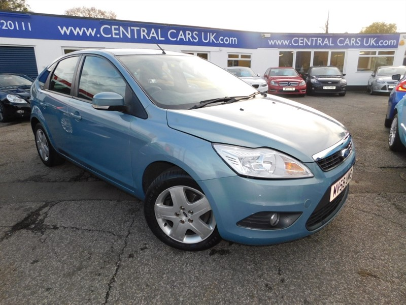 used Ford Focus STYLE in leigh