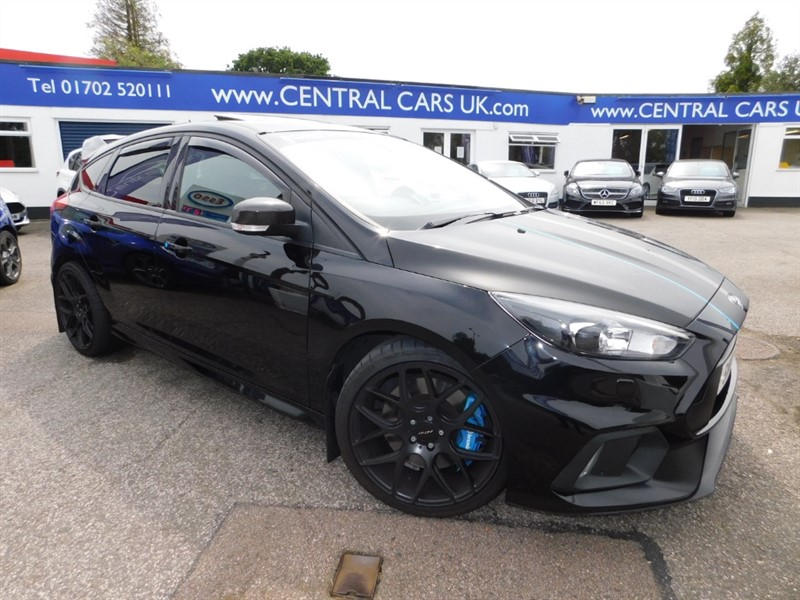 used Ford Focus RS in leigh