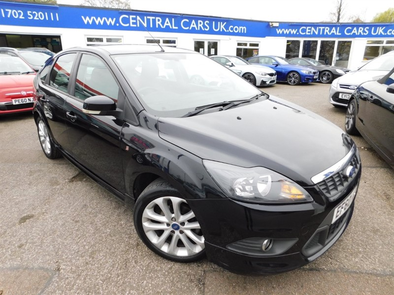 used Ford Focus ZETEC S TDCI in leigh