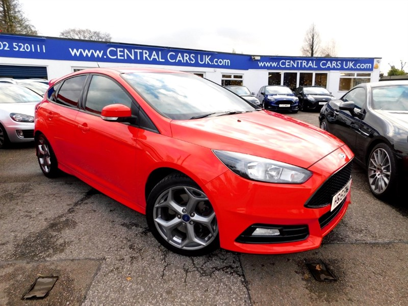 used Ford Focus ST-1 in leigh