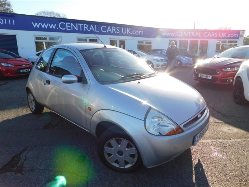 used Ford KA STYLE in leigh