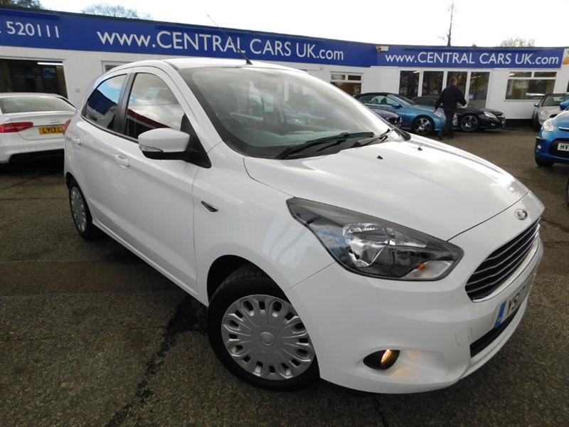 used Ford KA+ STUDIO in leigh