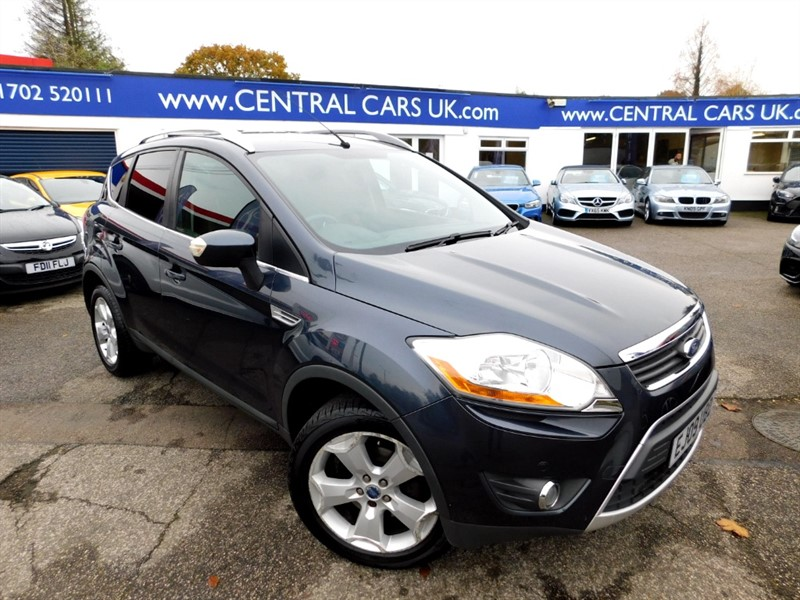 used Ford Kuga ZETEC TDCI in leigh