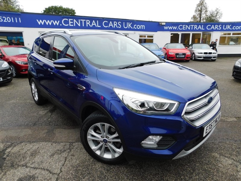 used Ford Kuga TITANIUM TDCI in leigh