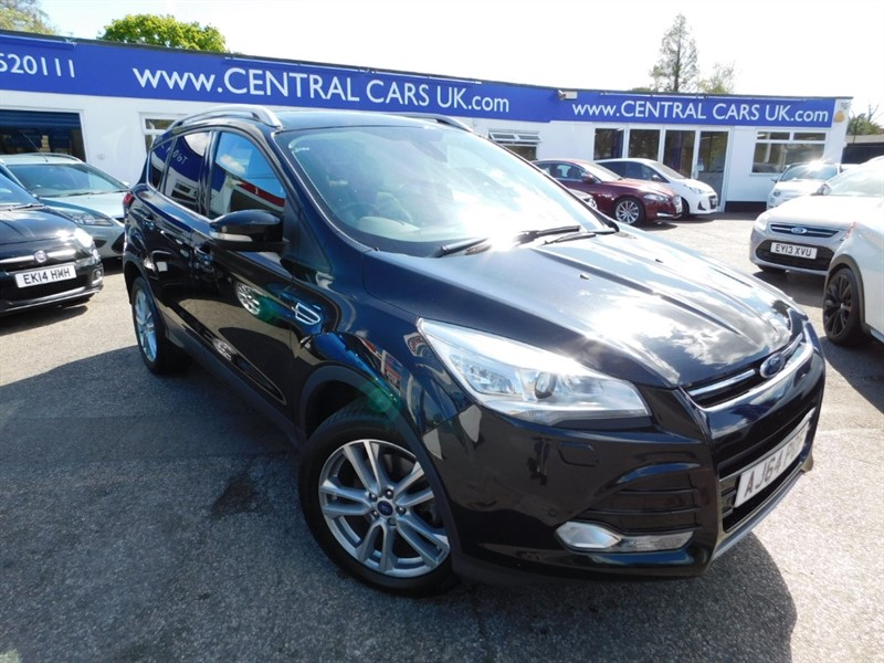 used Ford Kuga TITANIUM X TDCI in leigh