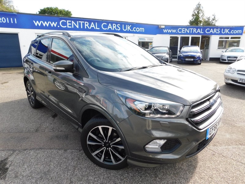 used Ford Kuga ST-LINE in leigh