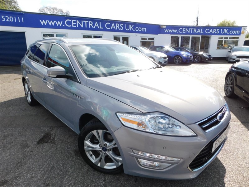 used Ford Mondeo TITANIUM X TDCI in leigh