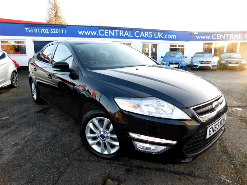 used Ford Mondeo GRAPHITE TDCI in leigh