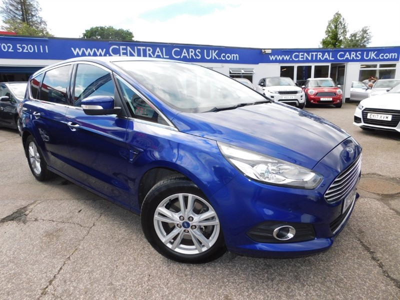 used Ford S-Max TITANIUM TDCI in leigh