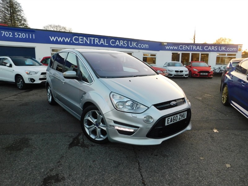 used Ford S-Max TITANIUM X SPORT TDCI in leigh