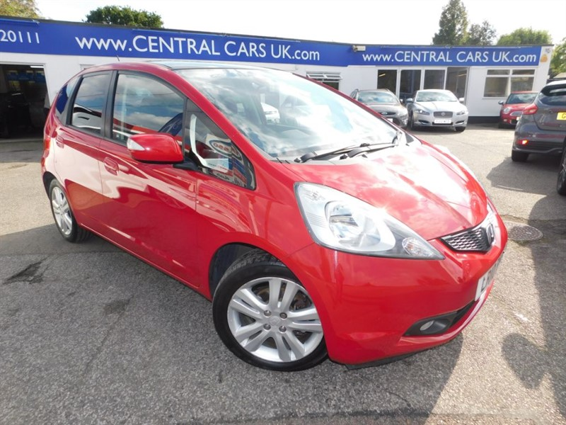Used Honda Jazz For Sale In Leigh On Sea Central Cars Leigh Ltd