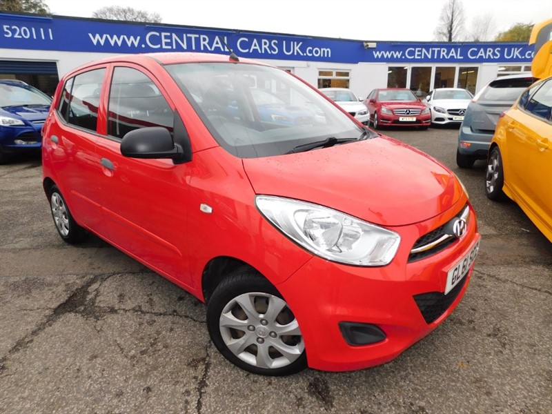 used Hyundai i10 CLASSIC in leigh