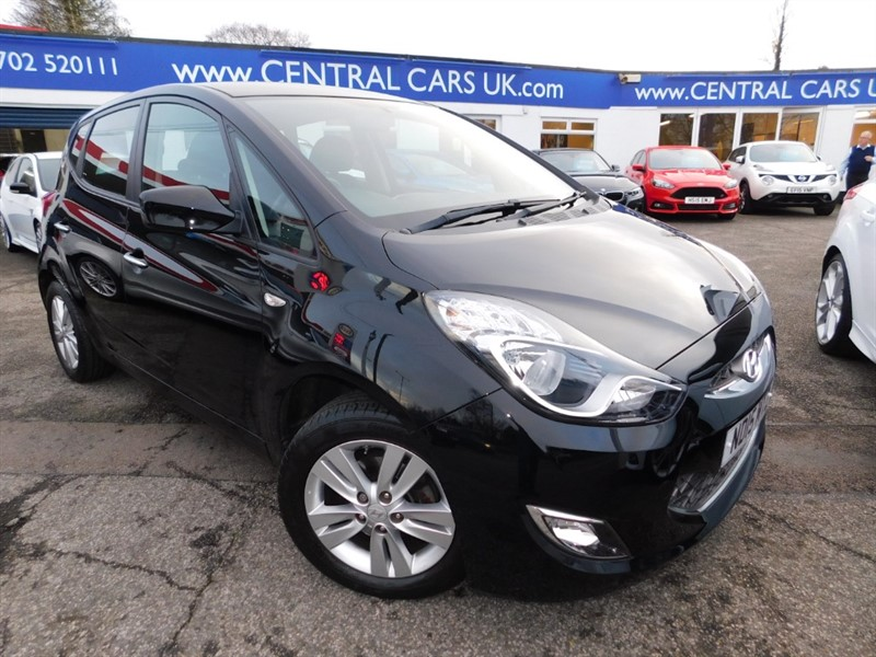 used Hyundai ix20 ACTIVE in leigh