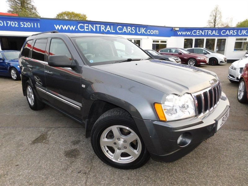 used Jeep Grand Cherokee V8 HEMI LIMITED in leigh