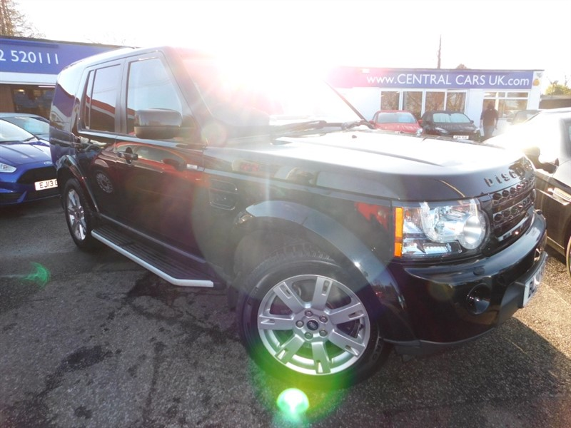 used Land Rover Discovery TDV6 XS in leigh