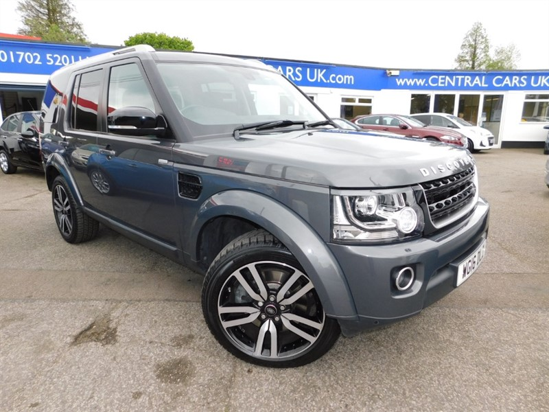 used Land Rover Discovery SDV6 LANDMARK in leigh