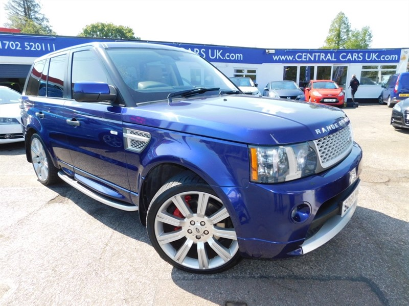 used Land Rover Range Rover Sport TDV6 SE in leigh